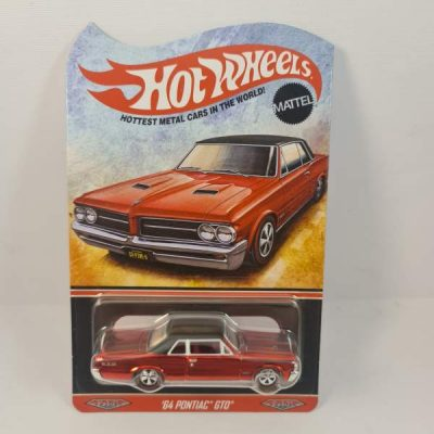HOT WHEELS '64 PONTIAC GTO