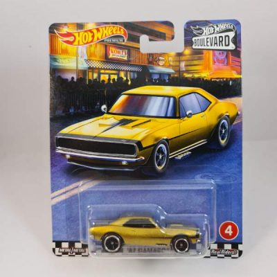 HOT WHEELS '67 CAMARO