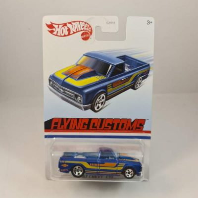 HOT WHEELS '67 CHEVY C10