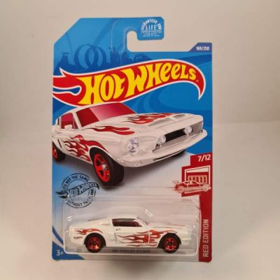 HOT WHEELS '68 SHELBY GT500