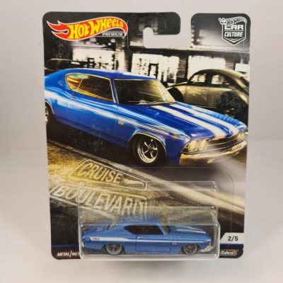 HOT WHEELS '69 CHEVELLE SS 396