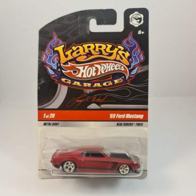 HOT WHEELS '69 FORD MUSTANG