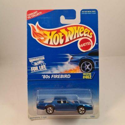 HOT WHEELS '80 FIREBIRD