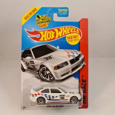 HOT WHEELS BMW E36 M3 RACE