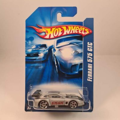 HOT WHEELS FERRARI 575 GTO