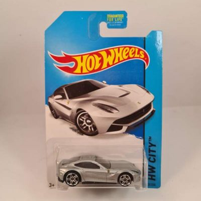 HOT WHEELS FERRARI F12 BERLINETTA