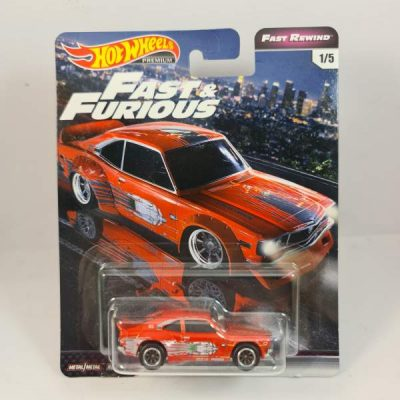 HOT WHEELS MAZDA RX-3