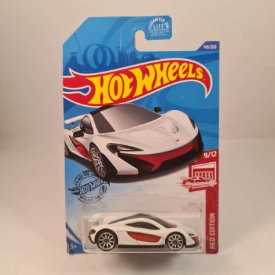 HOT WHEELS McLAREN P1