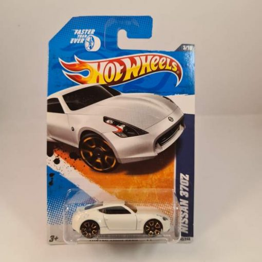 HOT WHEELS NISSAN 370Z
