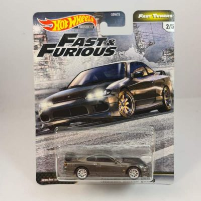HOT WHEELS NISSAN SILVIA (S15)