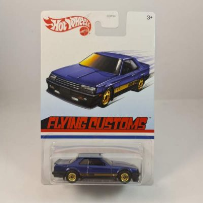 HOT WHEELS NISSAN SKYLINE RS (KDR30)
